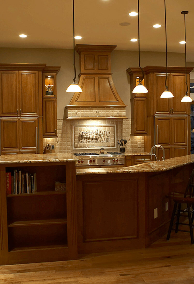 Custom Kitchen by Ultimate Construction